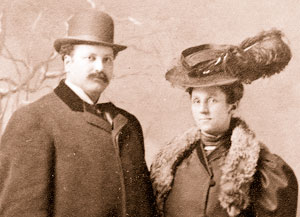 Narcisse and Josephine Cantin