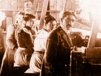 Click to see larger photo of Workers at the Novelty Factory